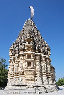 Jain Temple Back