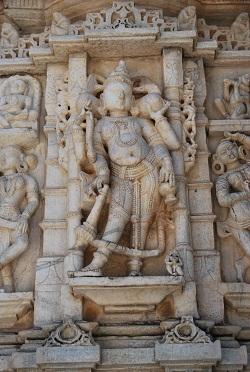 Sculpture Jain Temple