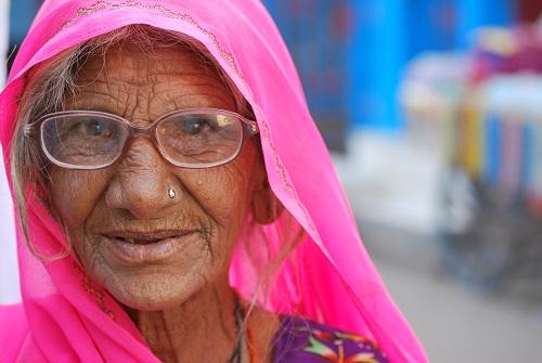 Donna di Pushkara