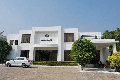 Greenwood hotel Khajuraho