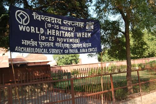 world heritage week 2011