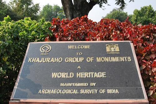 Templi gruppo ovest Khajuraho