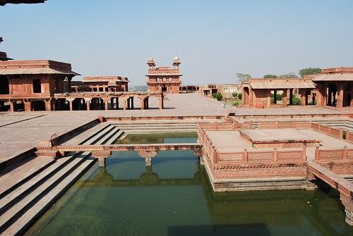 Piscina privata di Akbar