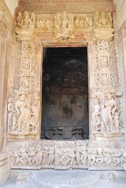 Tempio di Kandariya Mahadeva a Khajuraho