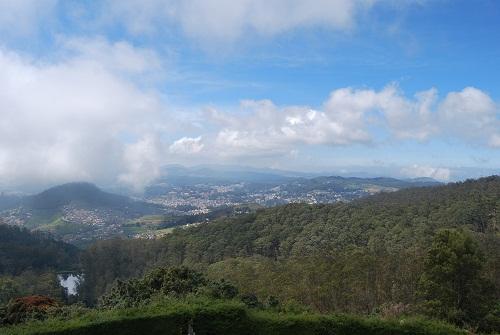 Doddabetta view