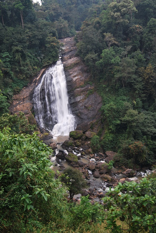 Attukkad Waterfalls