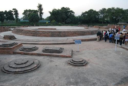 Dharmarajika Stupa