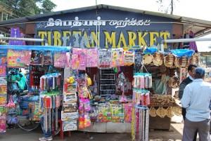 Tibetan market Ooty