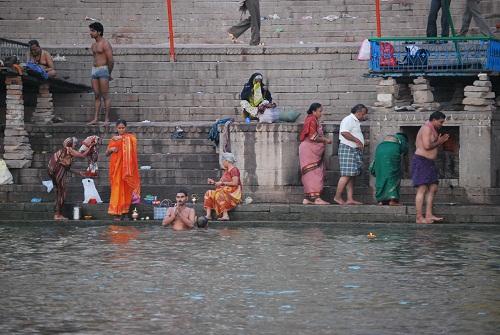 Rituals in Gange