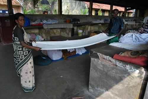 Lavanderia pubblica Fort Cochin