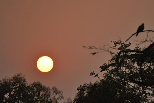 tramonto Panna National Park