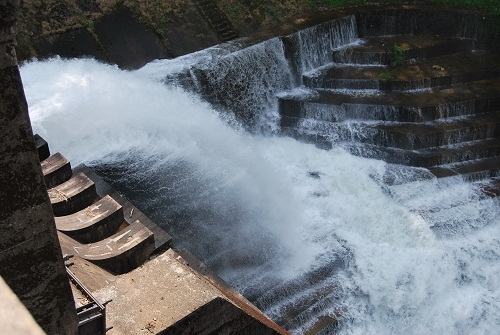 Acqua per l'energia idroelettrica