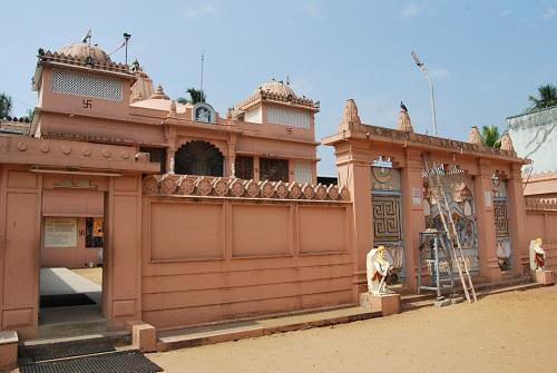 Shri Cochin tempio Giainista