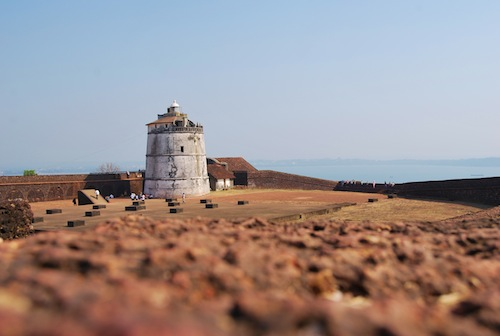 Aguada Fort and Old Lighthouse