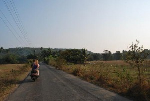 Bardez road - Goa