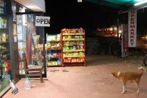 Tito's supermarket