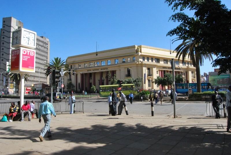 centro di Nairobi