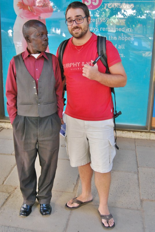 People in Nairobi
