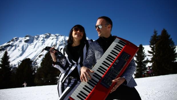 Dolomiti Ski Jazz sulla neve