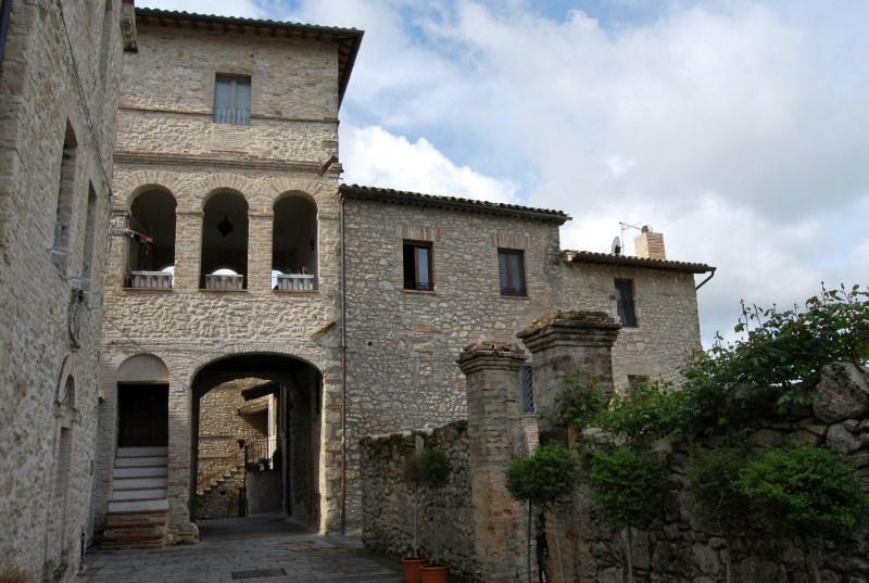 Il borgo di Montignano