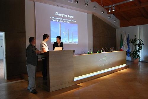TBU conference Umbria