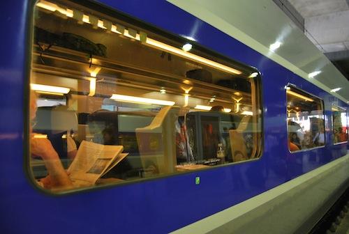 TGV Parigi