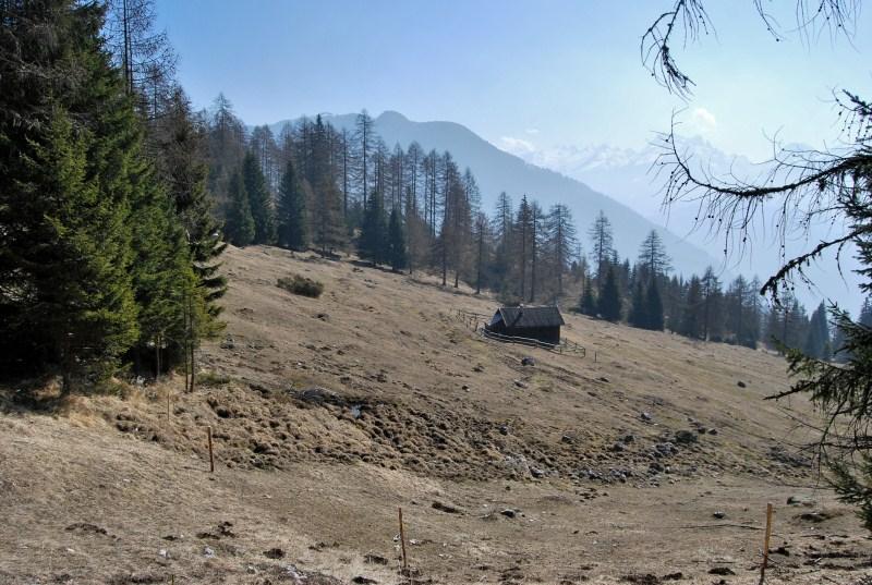 Trentino in primavera
