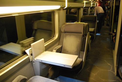 Interni TGV