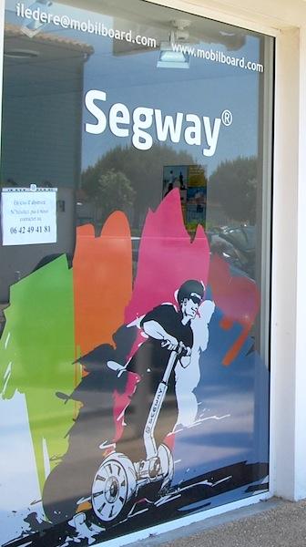 Segway Saint Martin de Ré