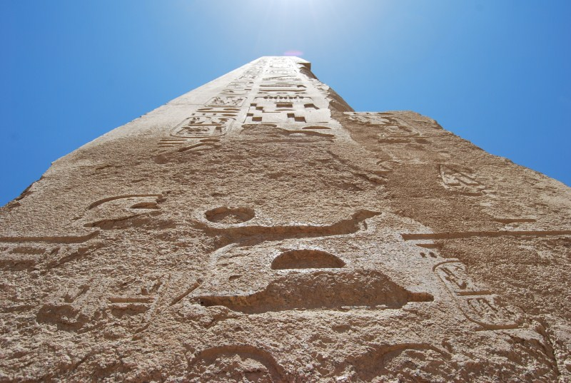 Escursione Luxor Obelisco