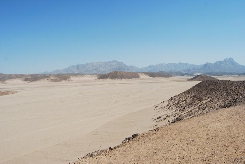 Escursione Luxor Deserto Arabico