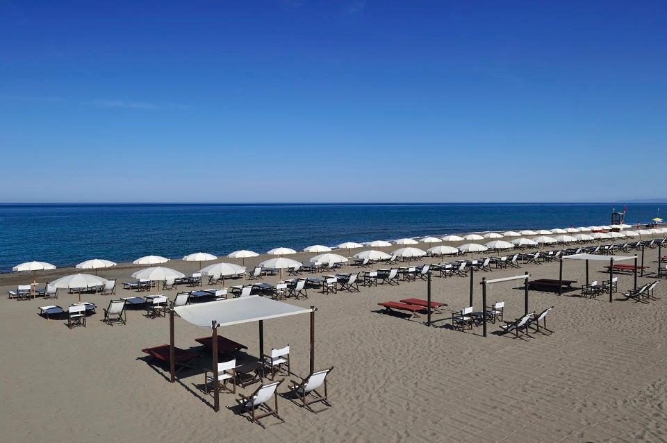 Spiaggia Tombolo Talasso Resort