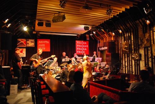 Reduta Jazz Club Praga