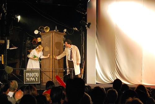 Teatro Image Praga