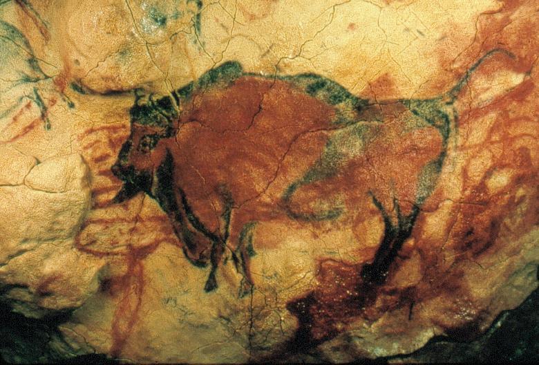 Pittura rupestre paleolitico