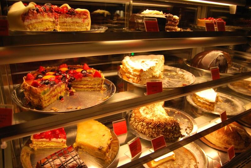Café Café desserts