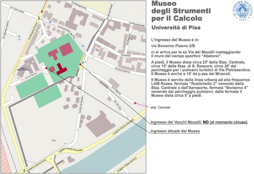 Mappa #invasionidigitali pisa
