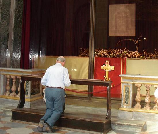 Sacra Sindone - Duomo di Torino