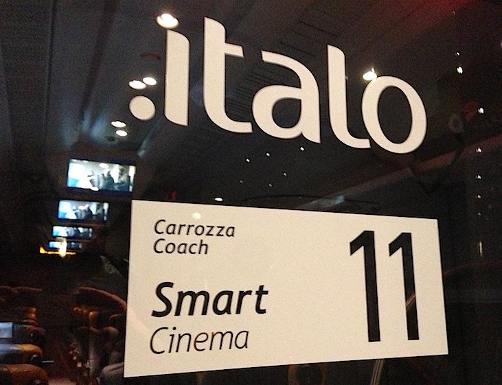 Smart Cinema Italo