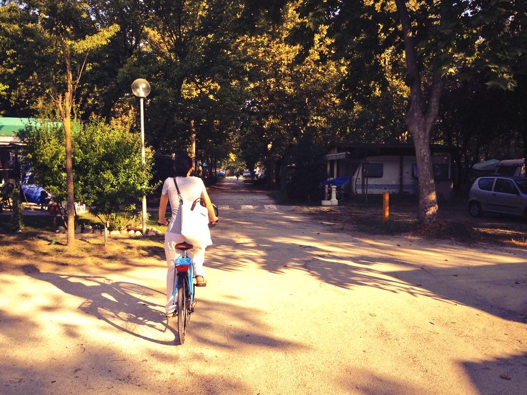 Cesenatico bici