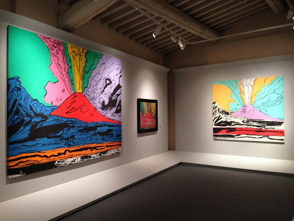 Vesuvio Warhol