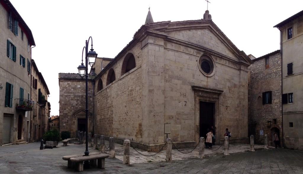 Collegiata San Lorenzo Sarteano