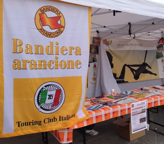 Giornata Bandiere Arancioni 2013 Sarteano