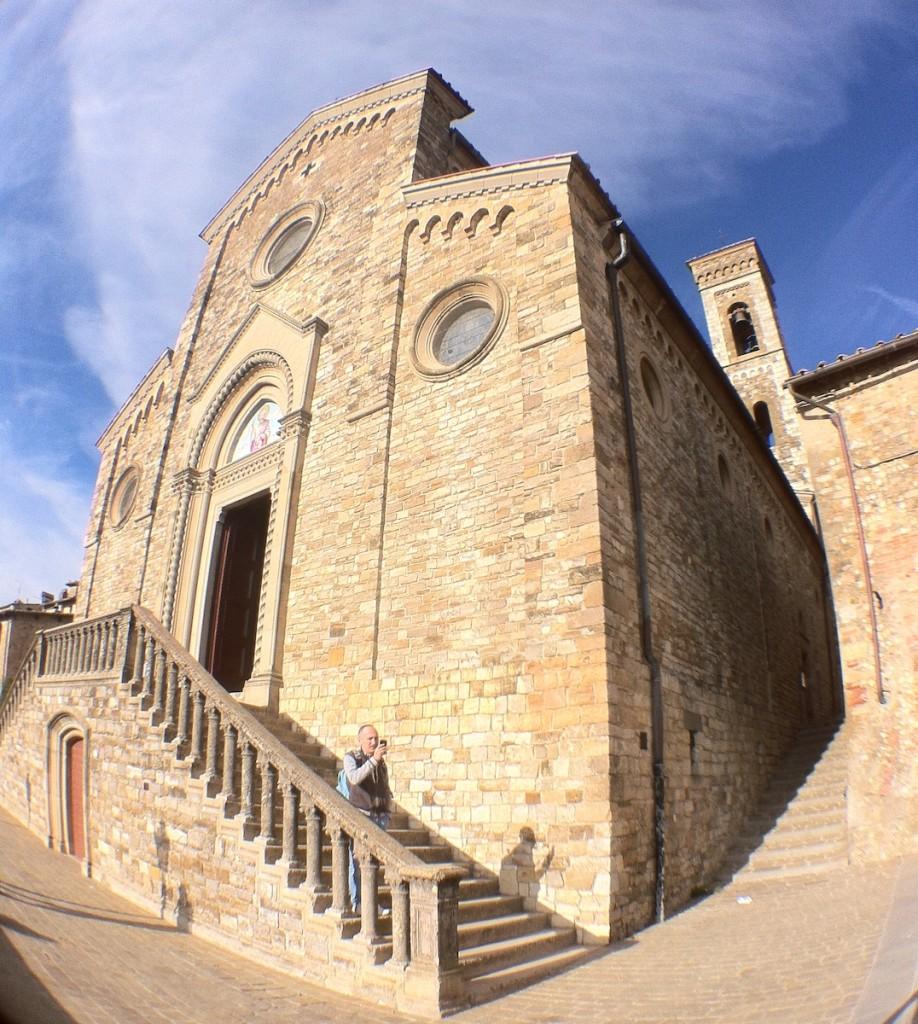 Chiesa di Barberino a Santo Stefano Bartolomeo