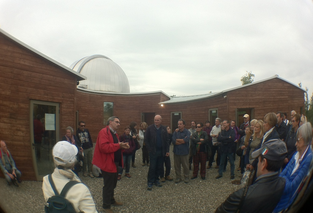 osservatorio astronomico barberino