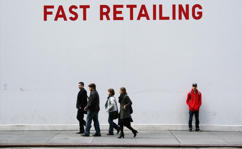 Fast retailing (New York, 2011)
