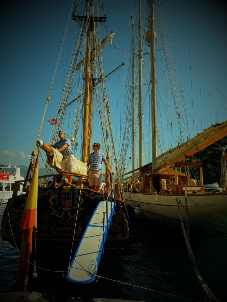 portofino navi