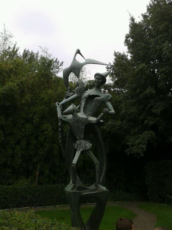statua Parco di Pinocchio