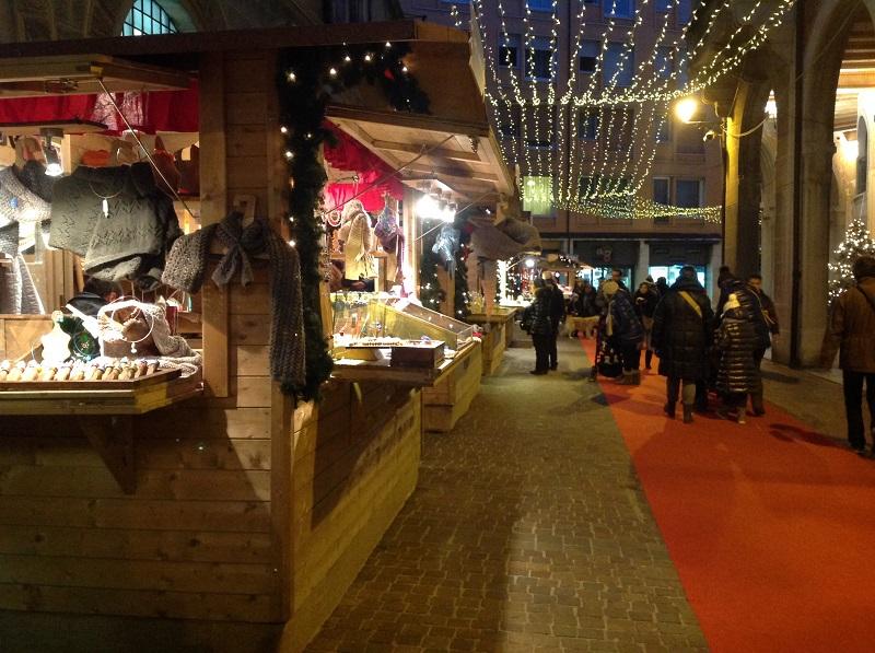 Mercatino dei Popoli, mercatino di Natale