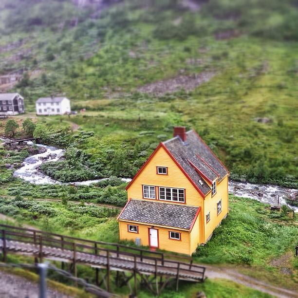 Casa in Norvegia